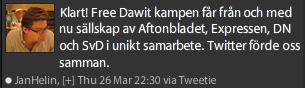 Jan Helin räddar Dawit