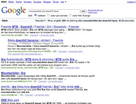 Vet ni varför sökningarna växer kraftigt men inte sökordsmarknadsföringen?